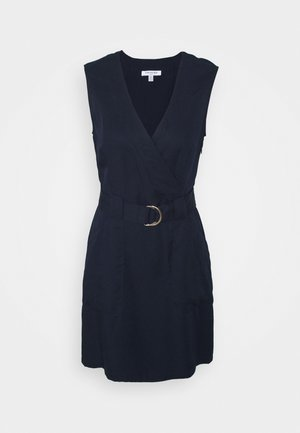 KATY SLEEVLESS D RING DRESS - Day dress - navy sails