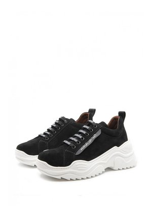 ENERGY - Sneakers laag - Black