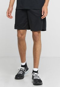 Under Armour - Sports shorts - black/pitch gray - 0