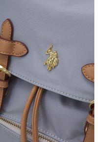 U.S. Polo Assn. - HOUSTON BACKPACK BAG  - Reppu - lilac - 3