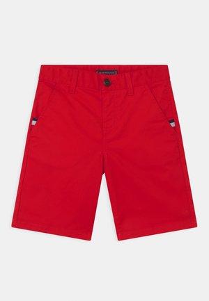 ESSENTIAL FLEX - Shorts - deep crimson