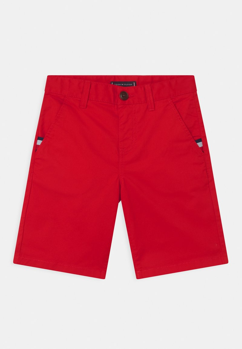 Tommy Hilfiger - ESSENTIAL FLEX - Shorts - deep crimson