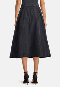 Vera Mont - A-line skirt - dark navy - 2