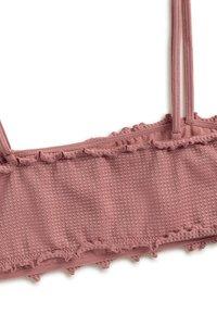 OYSHO - Bikini top - pink - 5