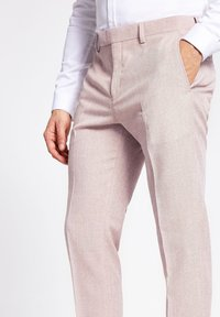River Island - Suit trousers - pink - 3