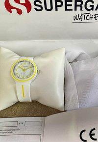 Superga - Watch - bianco/giallo - 5