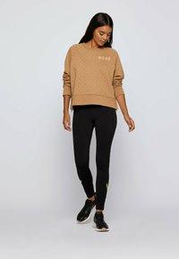 BOSS - C ELIA GOLD ZAL - Sweatshirt - patterned - 1