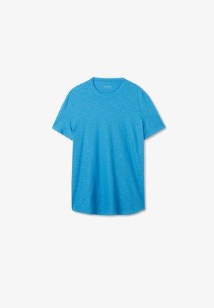 TWIST - Basic T-shirt -  capri blue