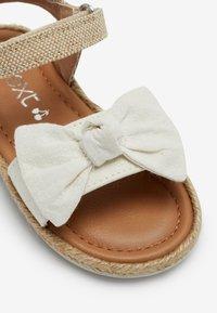 Next - Sandals - off-white - 3
