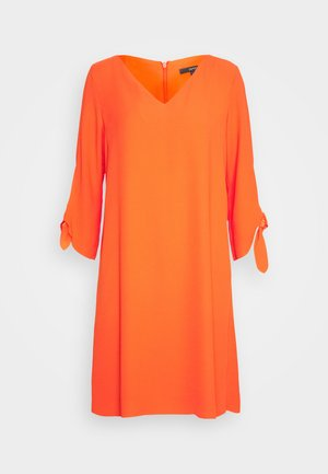 DRESS - Kjole - red orange
