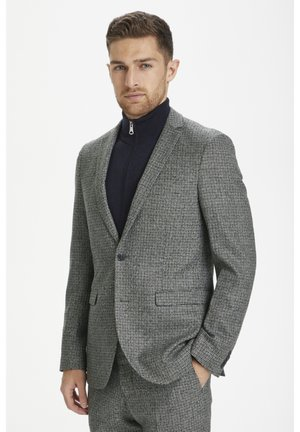 Blazer jacket - steel grey