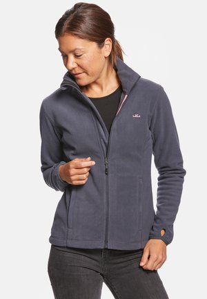 ANNE - Fleece jacket - navy