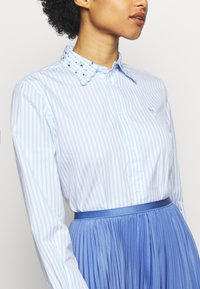 Polo Ralph Lauren - GEORGIA LONG SLEEVE - Button-down blouse - white/blue - 6
