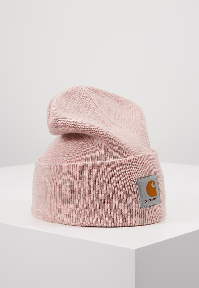 WATCH HAT UNISEX - Beanie - blush heather