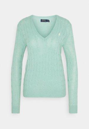 Pullover - soft jade