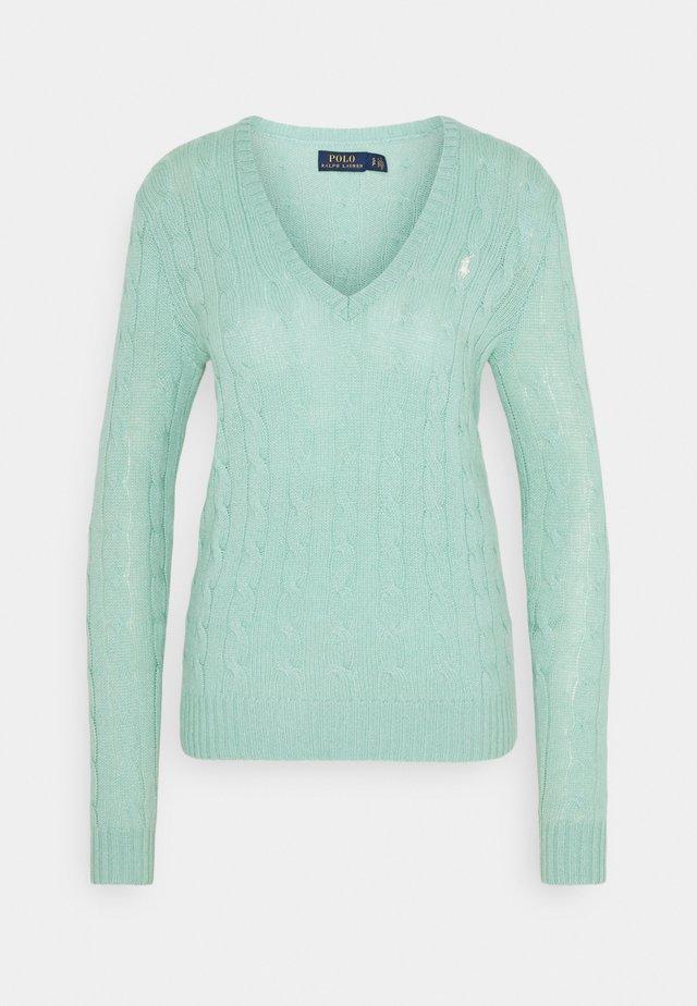 Jersey de punto - soft jade