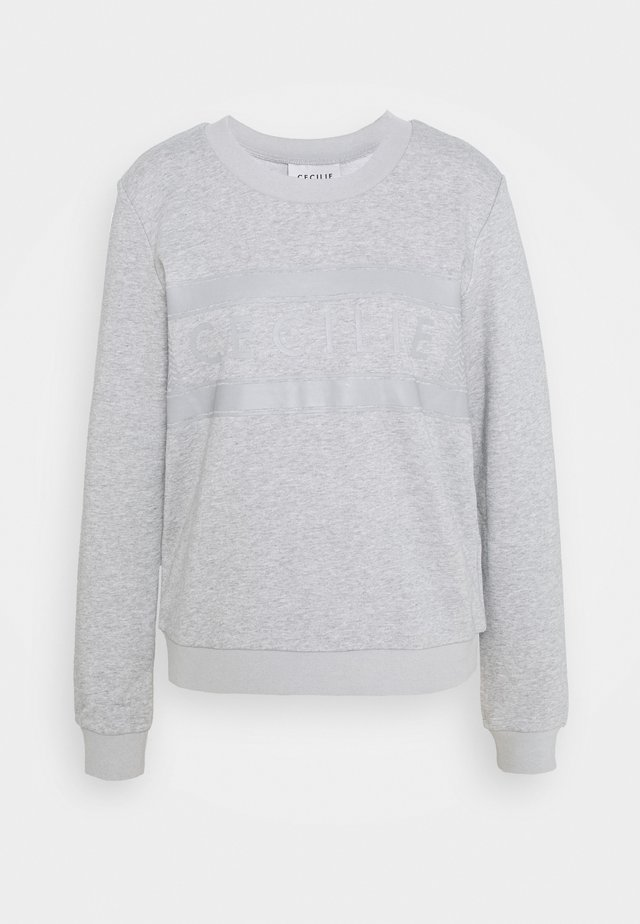 MANILA - Sweatshirt - grey