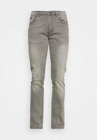 CULPEPER - Jeans straight leg - light grey