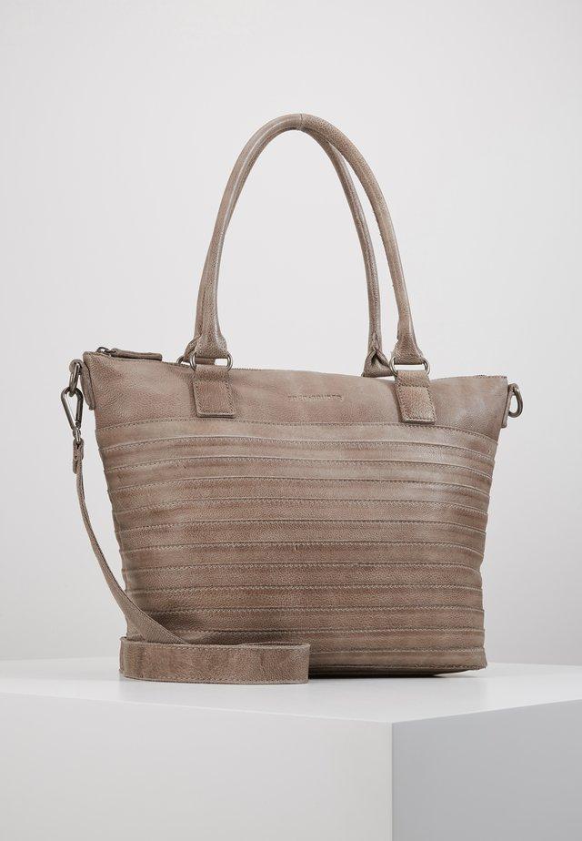 Tote bag - light grey
