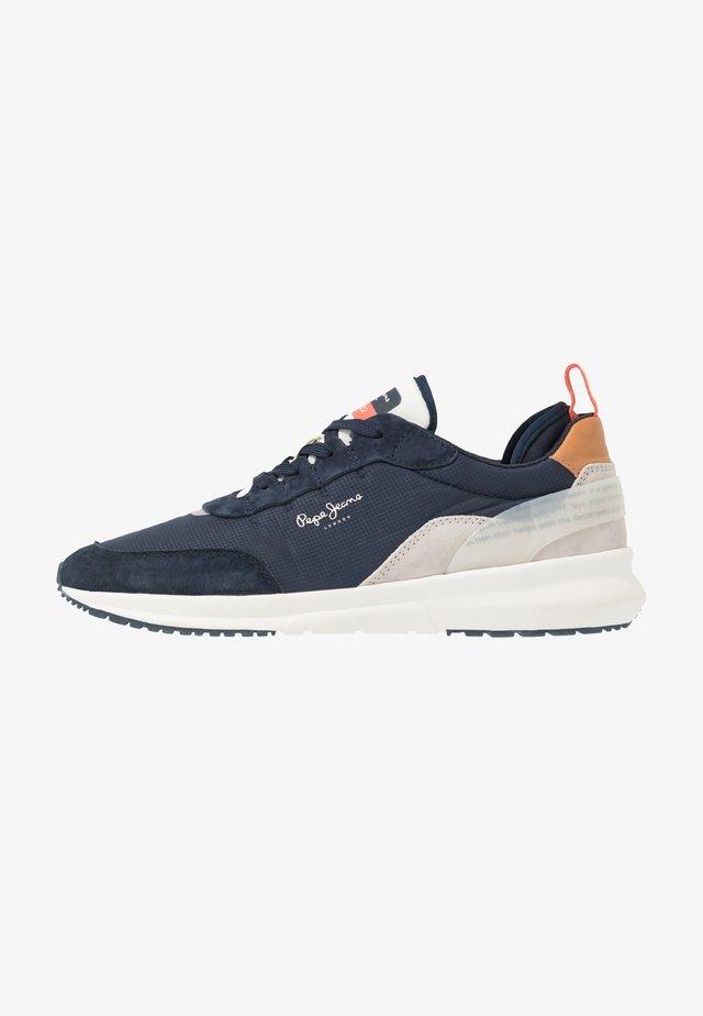 N22 SUMMER - Sneaker low - navy