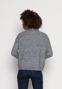 Opus - DOMANI SOFT  - Cardigan - easy grey - 2