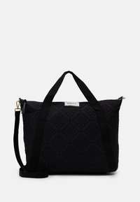 GWENETH FLOTILE CROSS - Tote bag - black