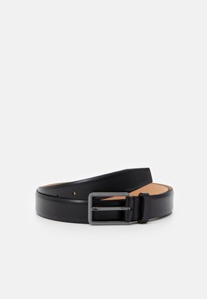 SQUARE BUCKLE  - Cinturón - black