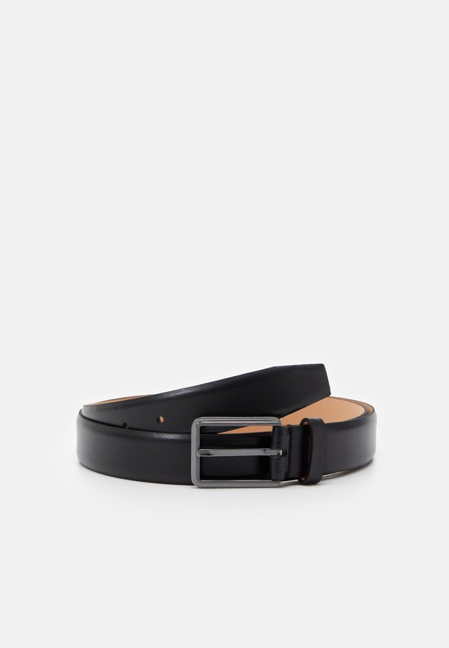 SQUARE BUCKLE  - Cintura - black