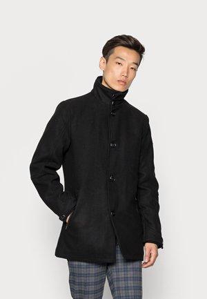 CLARK - Short coat - black