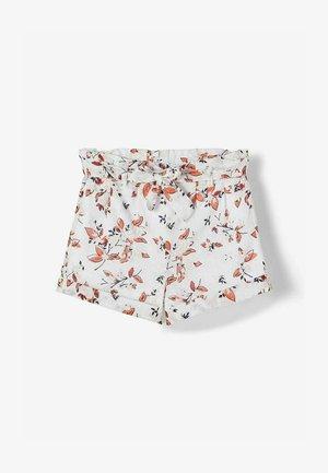 Shorts - bright white