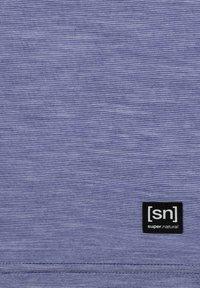 super.natural - RELAX TEE - Print T-shirt - blue - 4