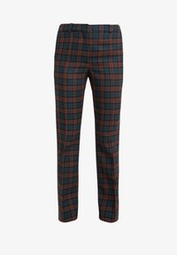 Mulberry - ASHLEY - Trousers - dark red - 3