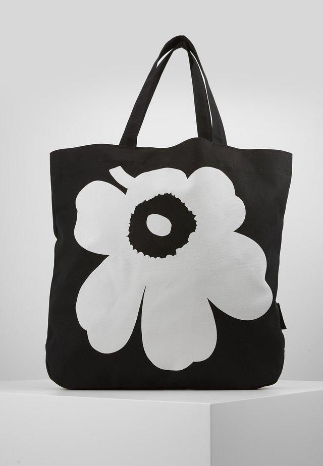 TORNA UNIKKO BAG - Shopping Bag - black/white