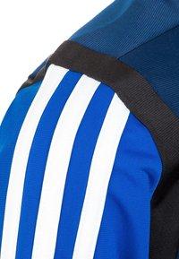 adidas Performance - TIRO 19 POLYESTER TRACK TOP - Training jacket - bold blue / white - 3