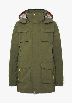 ALFELD - Outdoorová bunda - dark olive