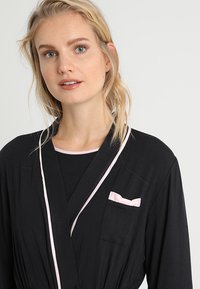 kate spade new york - ROBE - Župan - black - 3