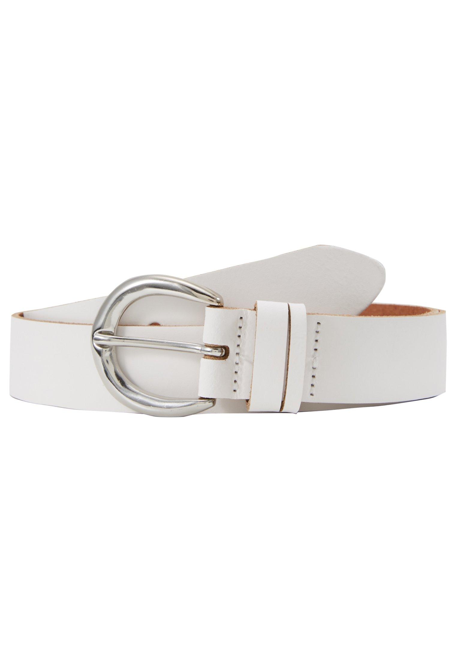 TOM TAILOR DENIM Belte - white/hvit 4u5EdxdyX4ecHph