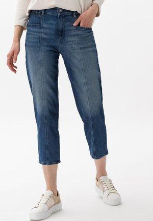 Straight leg jeans - uses stone blue