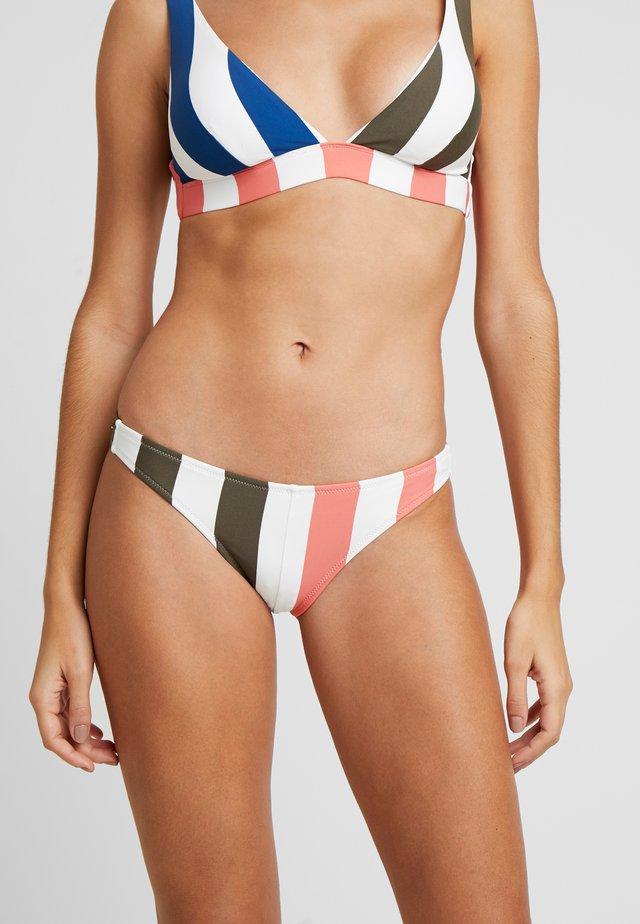 MUSE CHEEKY PANT - Bikini bottoms - porcelain