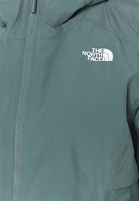 The North Face - HIKESTELLER INSULATED - Winter coat - balsam green/silver blue - 2