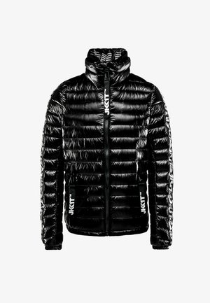 DIAMOND - Down jacket - black
