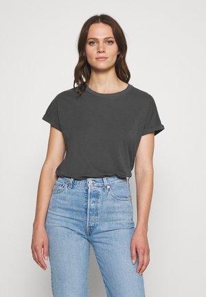 GARMENT DYE  - Basic T-shirt - black