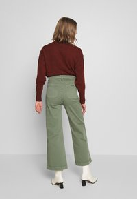 Rolla's - SAILOR PANT - Trousers - olive - 2