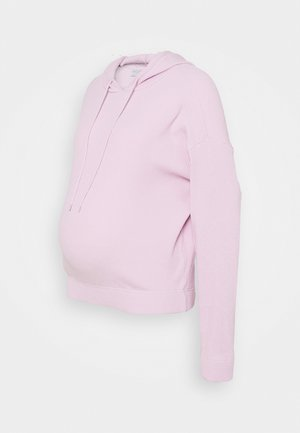 PCMGRYNETTA HOODIE - Jersey con capucha - winsome orchid