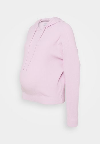 PCMGRYNETTA HOODIE - Hoodie - winsome orchid