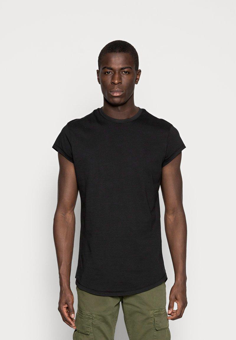 Pier One - T-shirts basic - black