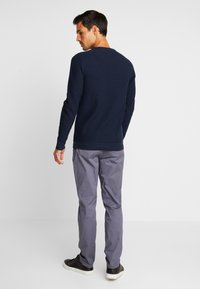Selected Homme - SLHOLIVER  - Jumper - dark sapphire - 2