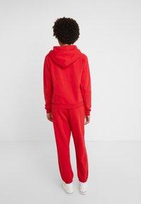Polo Ralph Lauren - SEASONAL - Bluza z kapturem -  red - 2