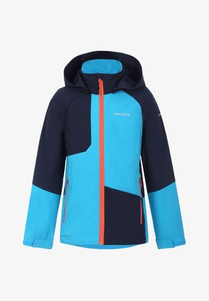 KENTON JR - Soft shell jacket - aqua