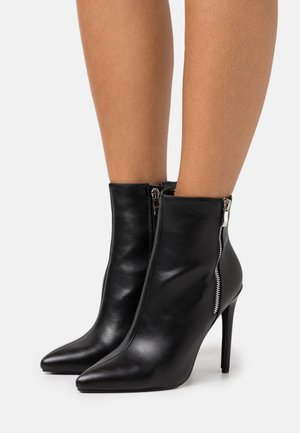 ROOKY - Classic ankle boots - black